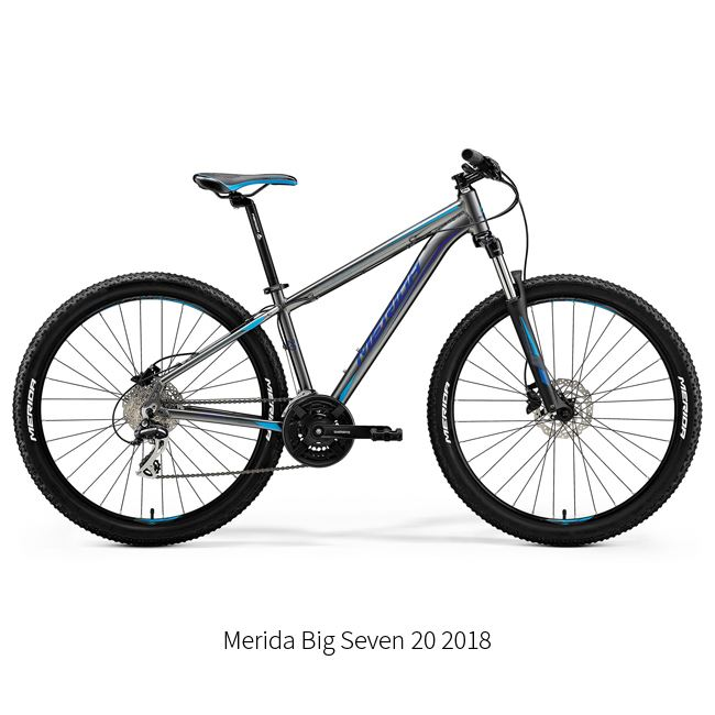 207. Mountain Bikes - Hardtails