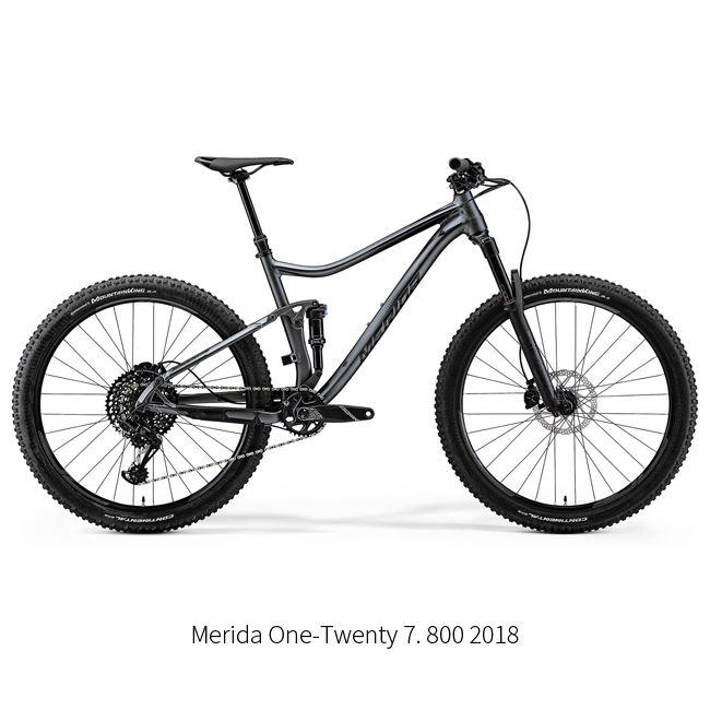 208. Mountain Bikes - Full Suspension