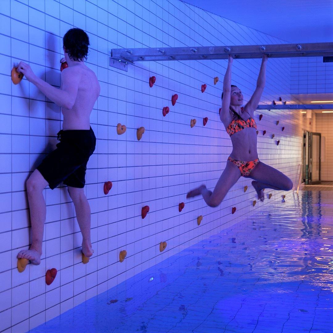 Navet – upplevelsebadet i centrum