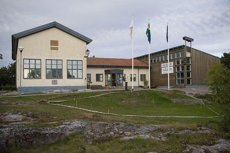 Sportlovskul på Västerviks museum