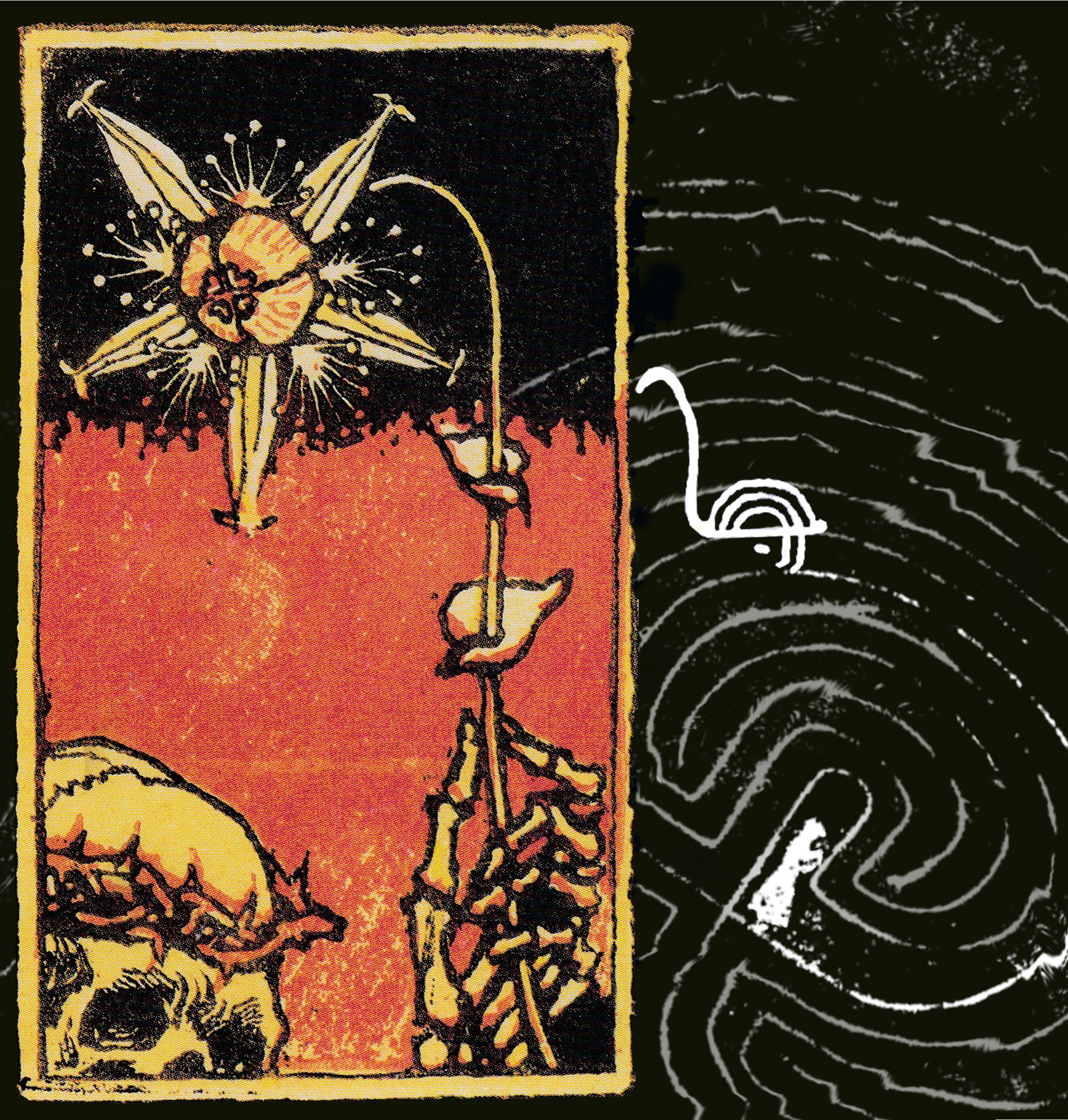 Vindmantel - Kalevalas bortglömda berättelser