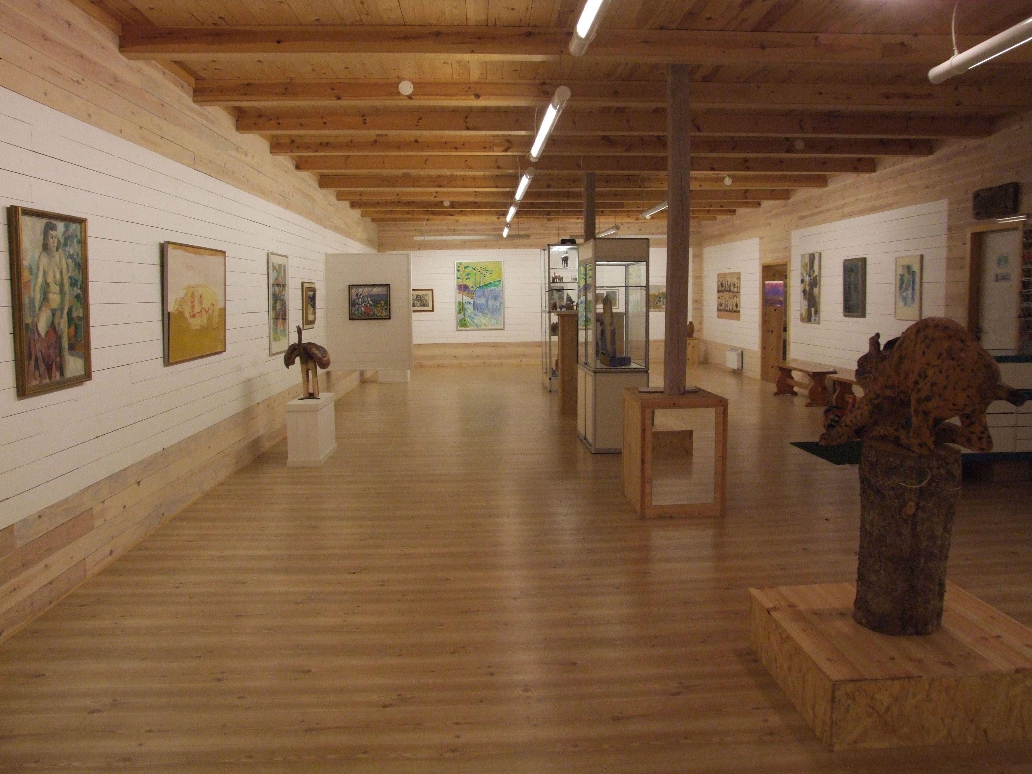 Dala-Järna Konstgård och Dala Konstmuseum