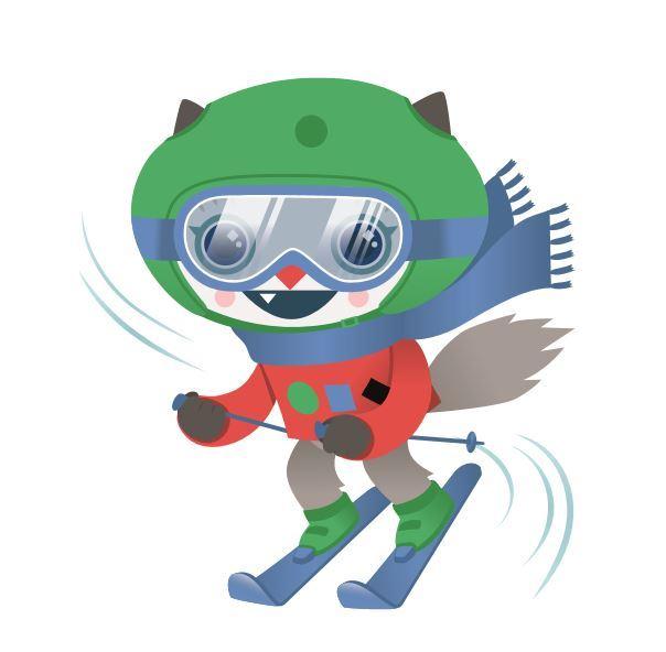 Vinterferie- Isa's Skicross