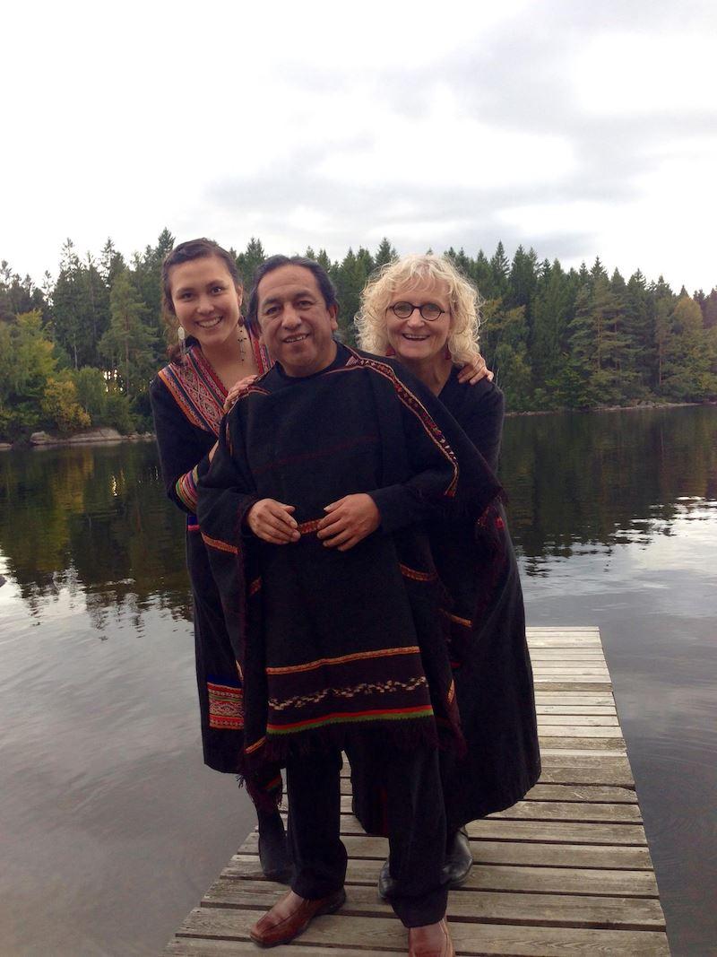 Khala Uma 30 år med folkmusik från Anderna