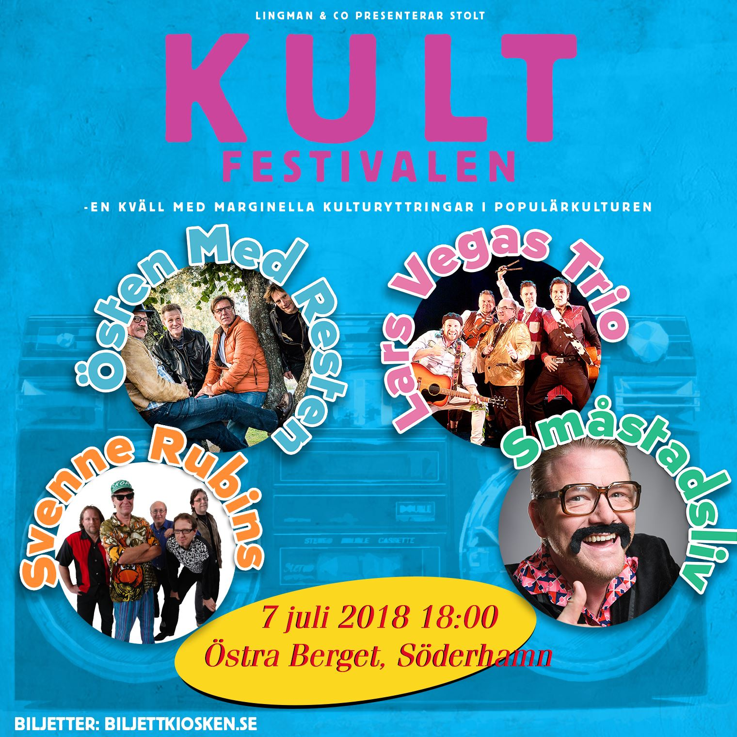 Kultfestivalen 2018