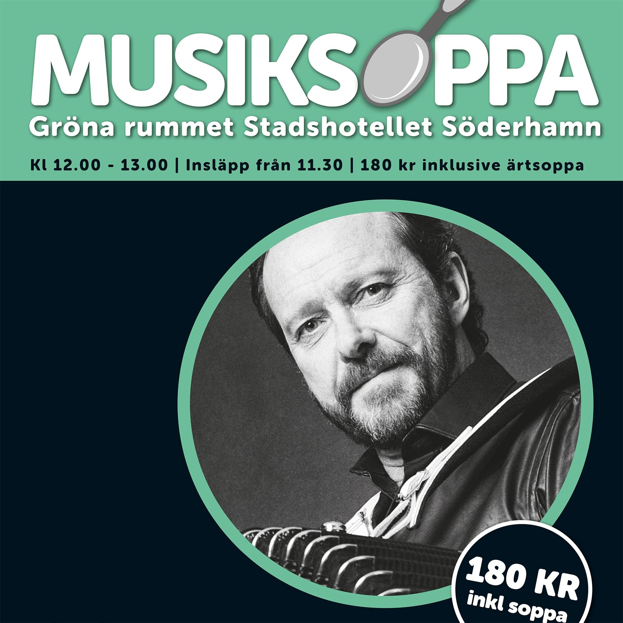 Musiksoppa med Bengan Jansson