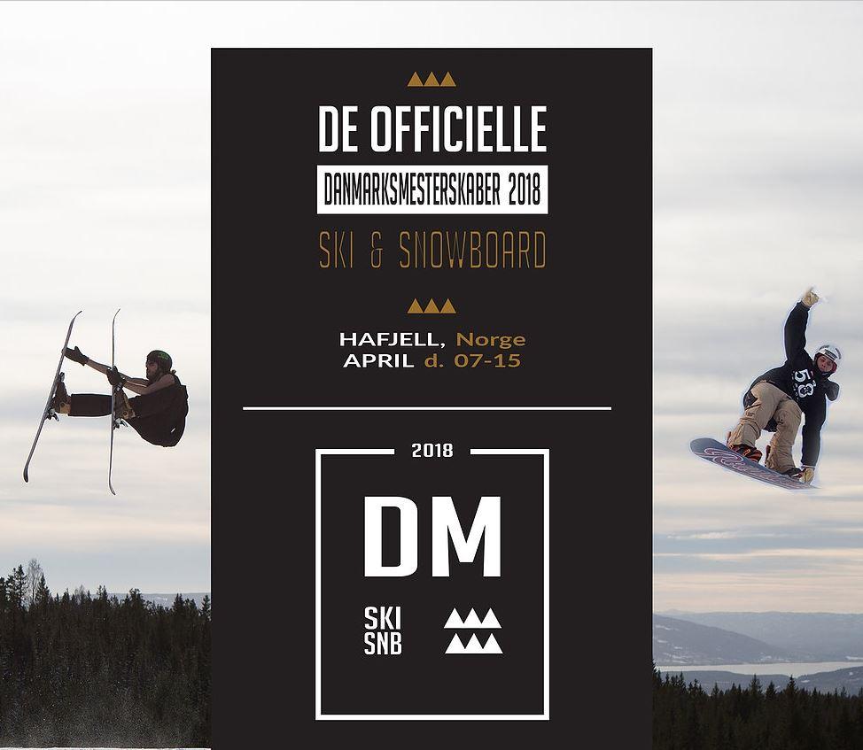 Danmarksmesterskaber 2018 ski & snowboard