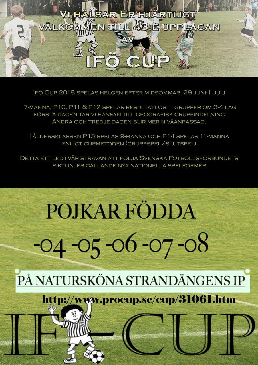 Ifö Cup 2018