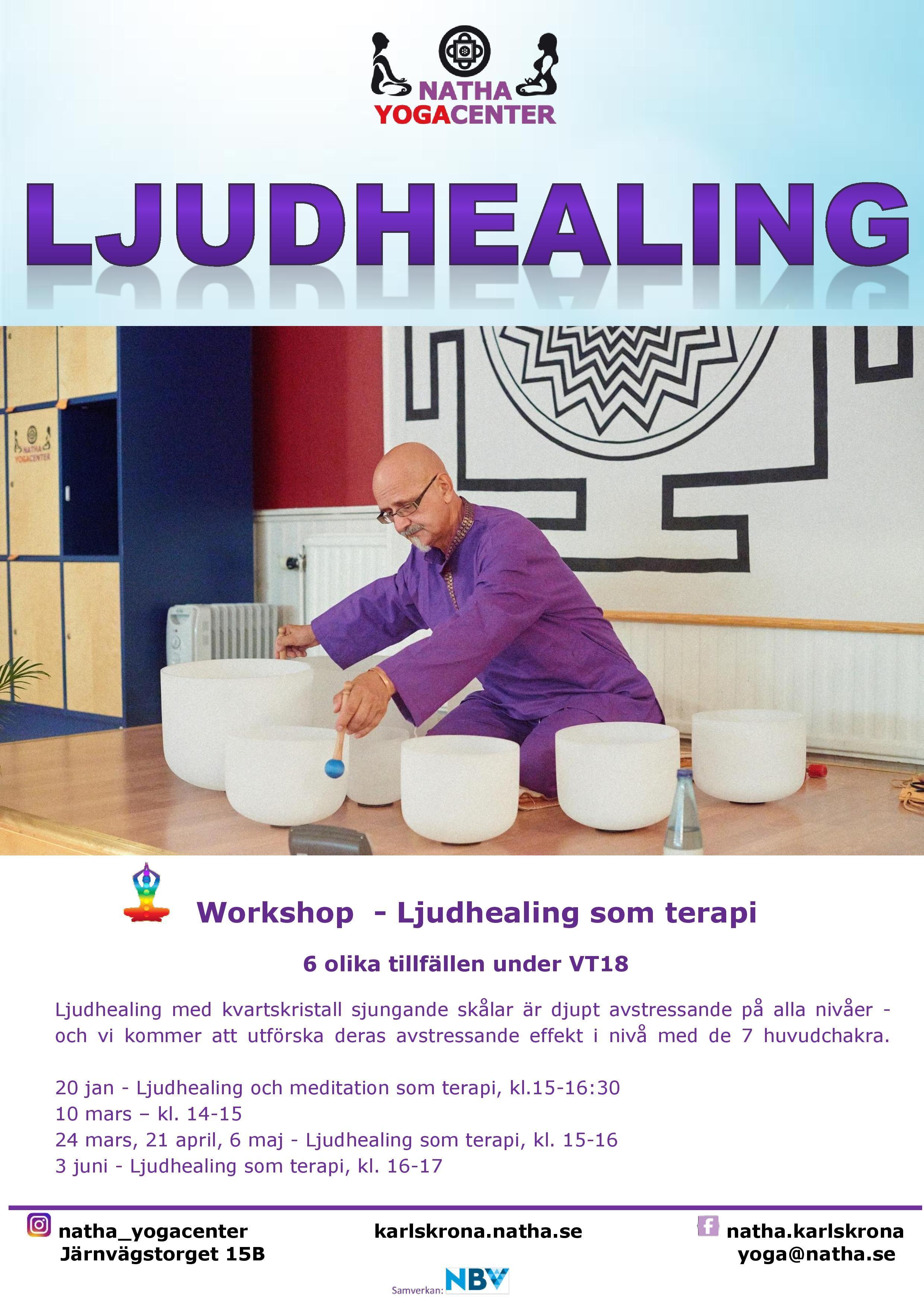 Ljudhealing