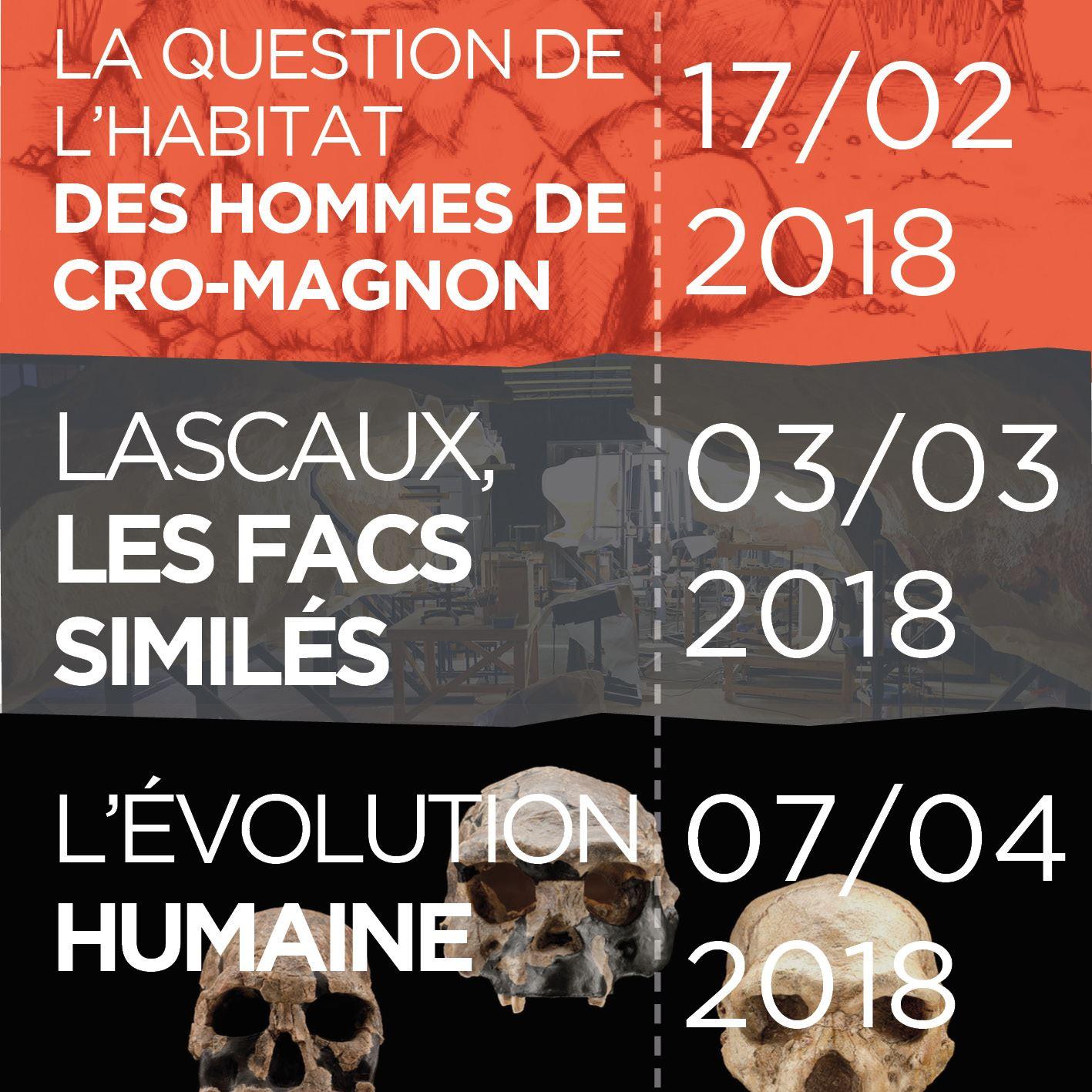 Conférences à Lascaux Centre International