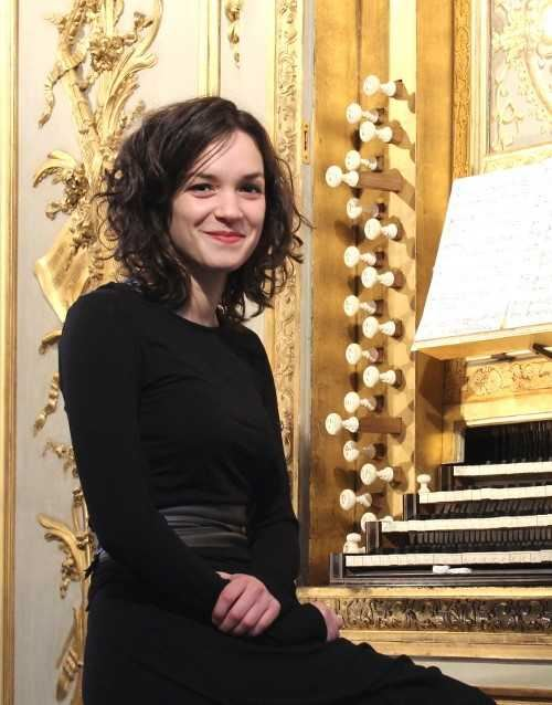 FestiOrgues: Récital Loriane LLORCA, dimanche 22 avril 2018 à l'église d'Urrugne