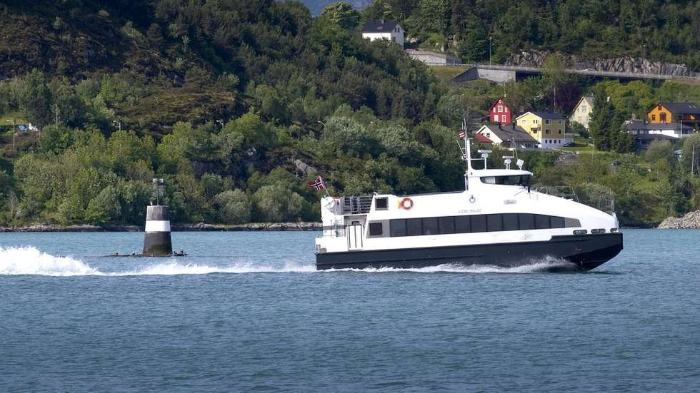 Fjord Cruise Hjørundfjord B2B