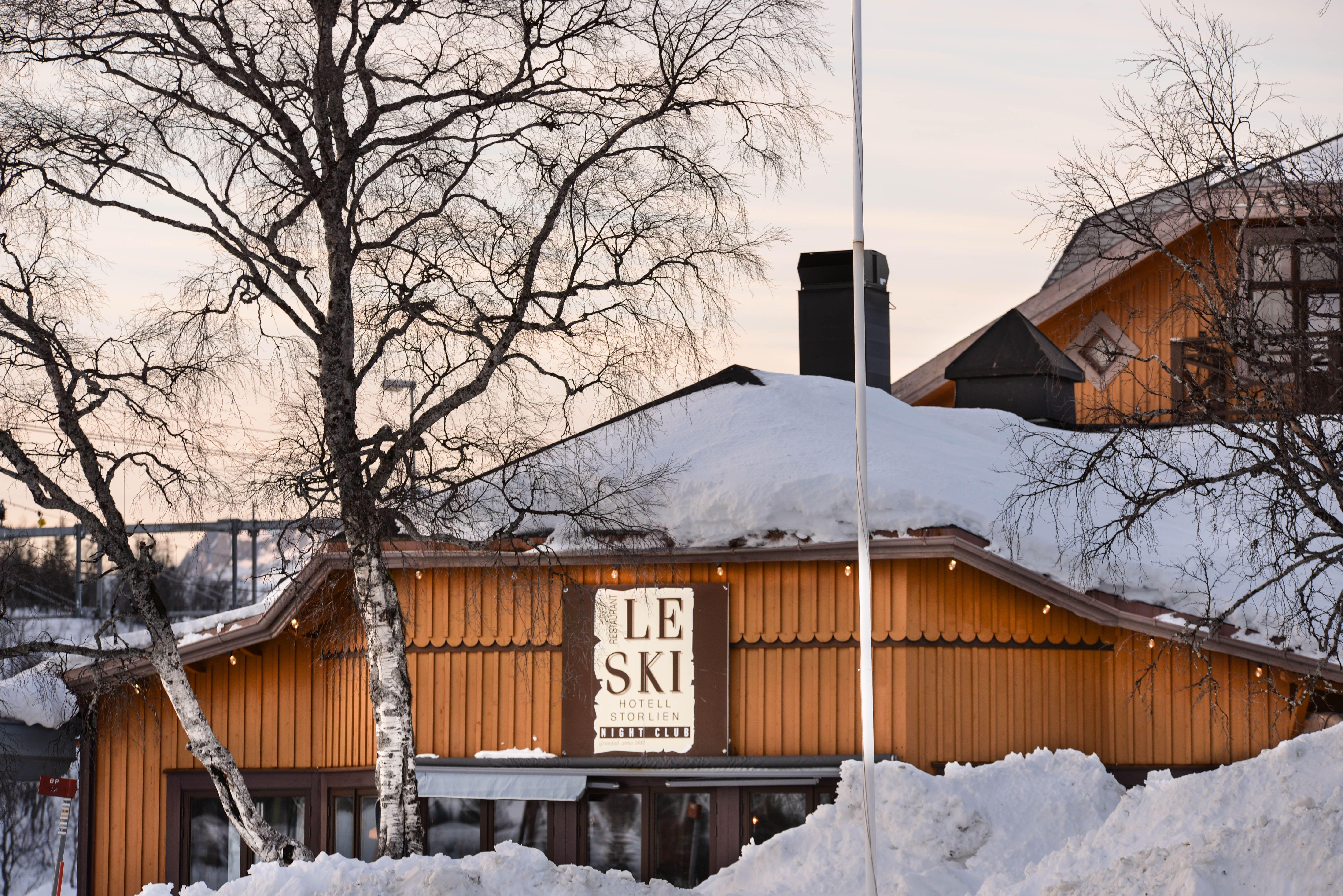 Le Ski Lodge