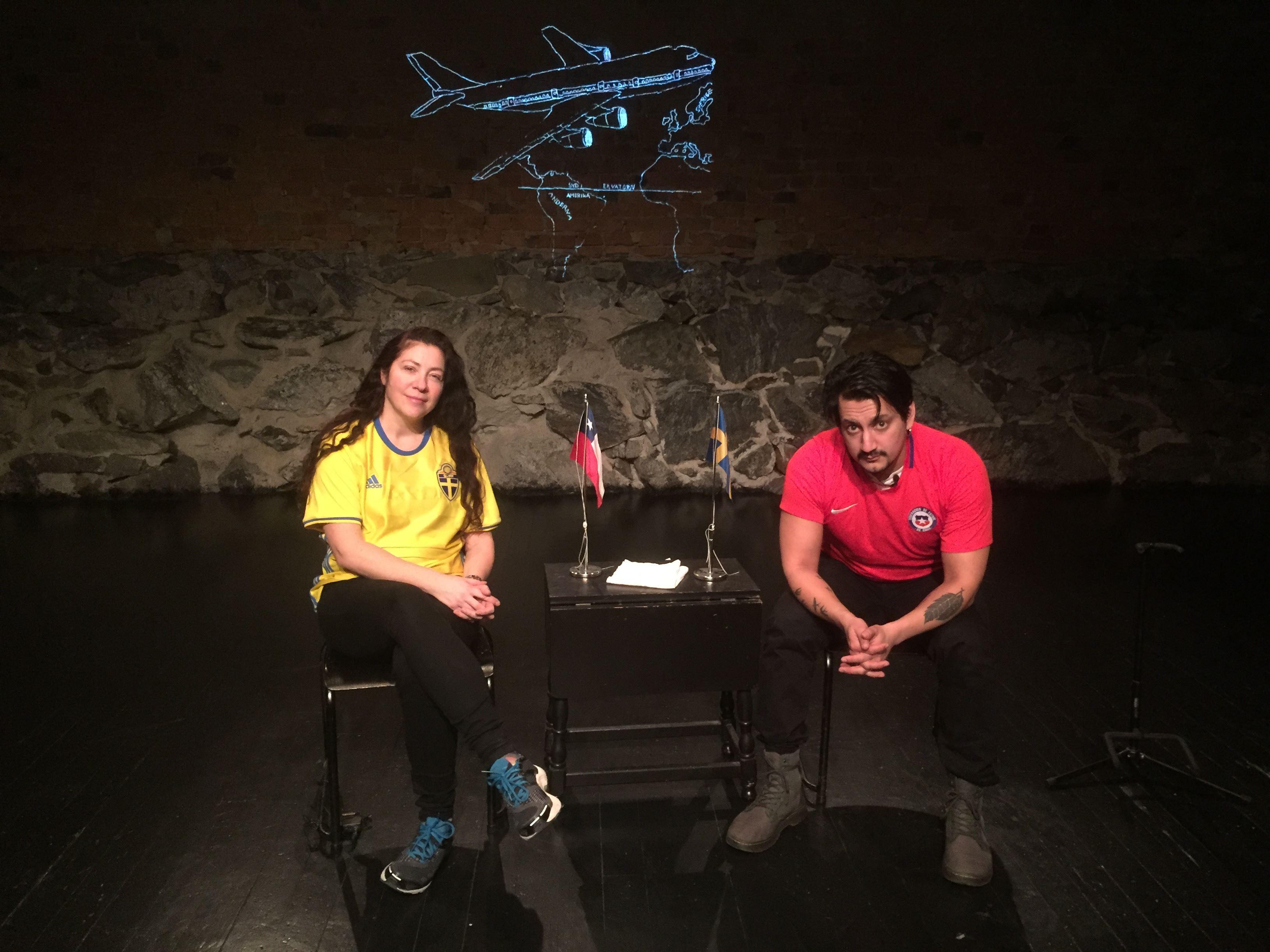 Teater: Konsten att göra en chilenare