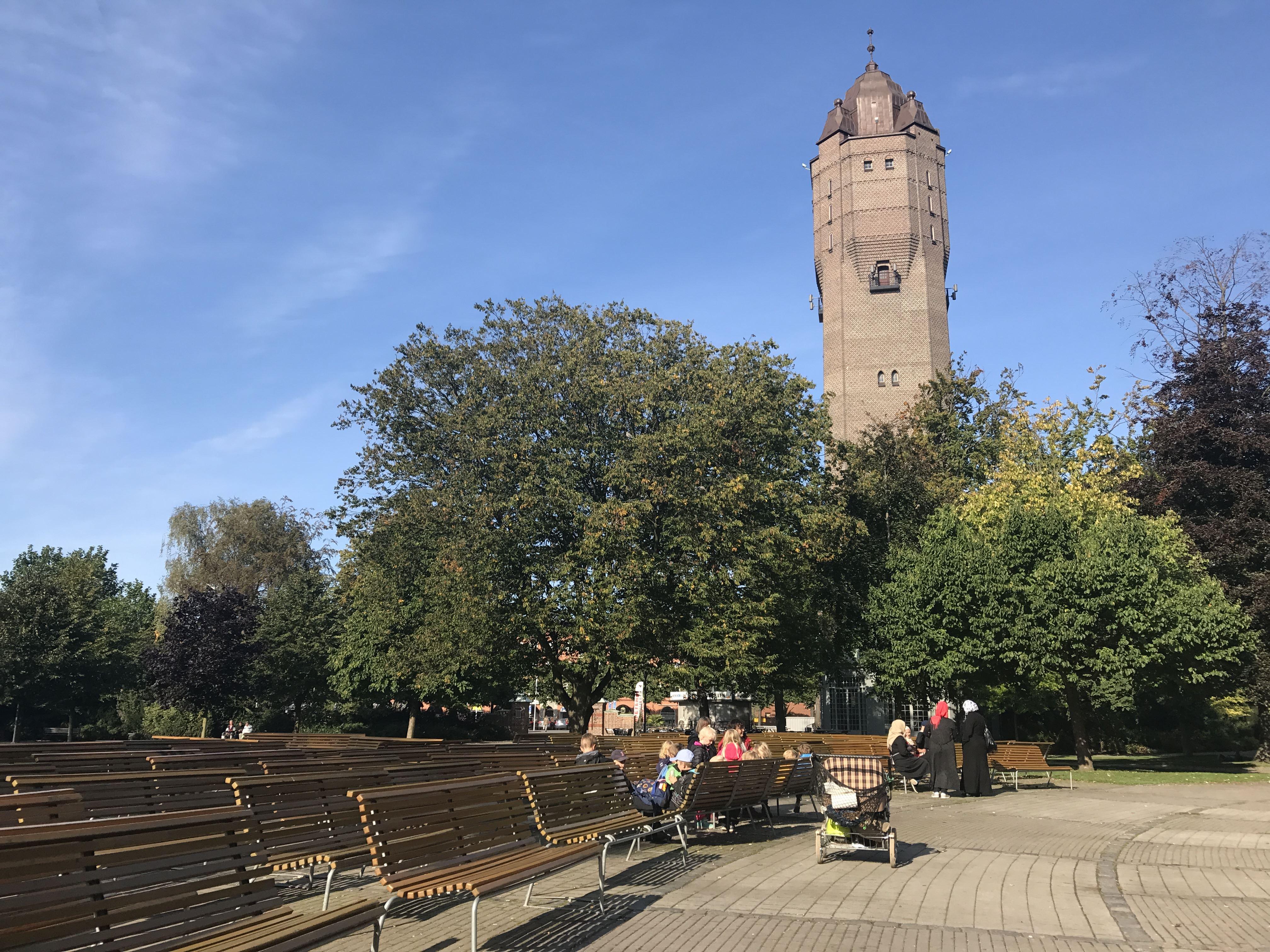 Stadsparken i Trelleborg