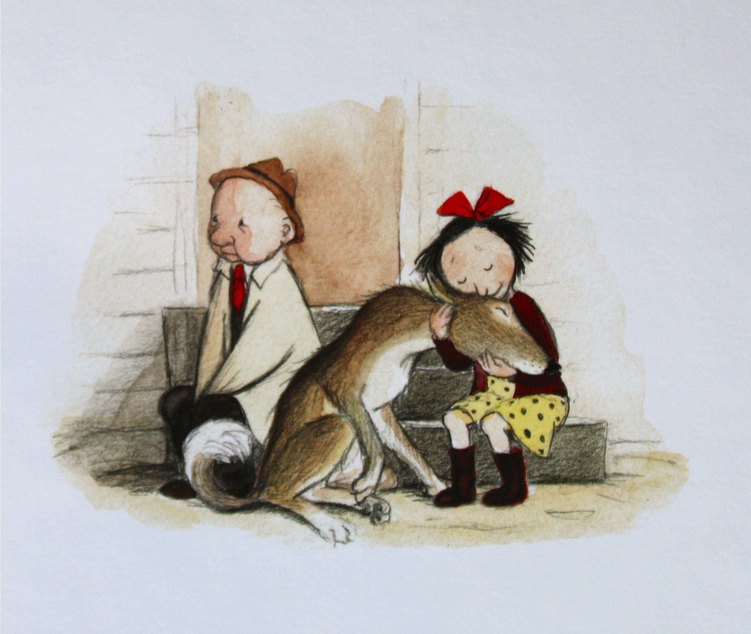 Barnteater: Sagan om den lilla farbrorn, 3-8 år