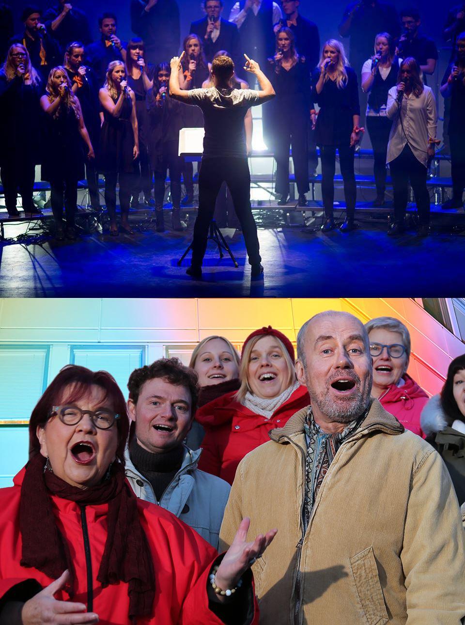 Teater: Sång till välfärden