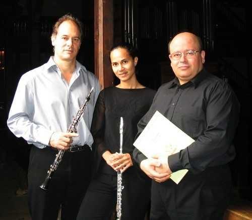 FestiOrgues: Concert Flûte Hautbois et Orgue, lundi 20 août 2018 à l'église de Saint-Jean-de-Luz