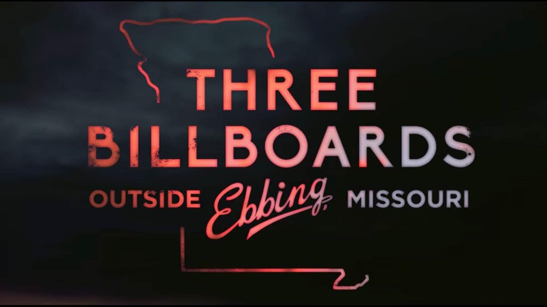 Mölnbo Bio: Three Billboards outside Ebbing Missouri