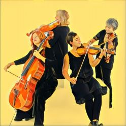 Konsert: Amadeakvartetten