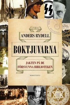 Föreläsning: Anders Rydell - Bland boktjuvar och konstplundrare