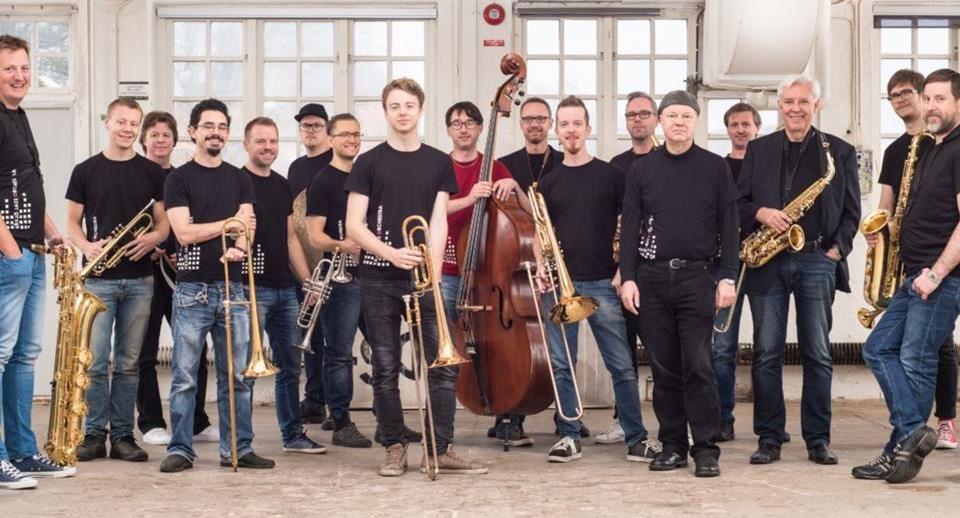 Musik: Växjö Stads Symfoniorkester, Växjö jazzorchestra