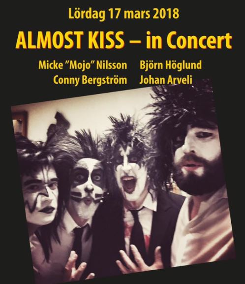 """ALMOST KISS"" – in Concert"