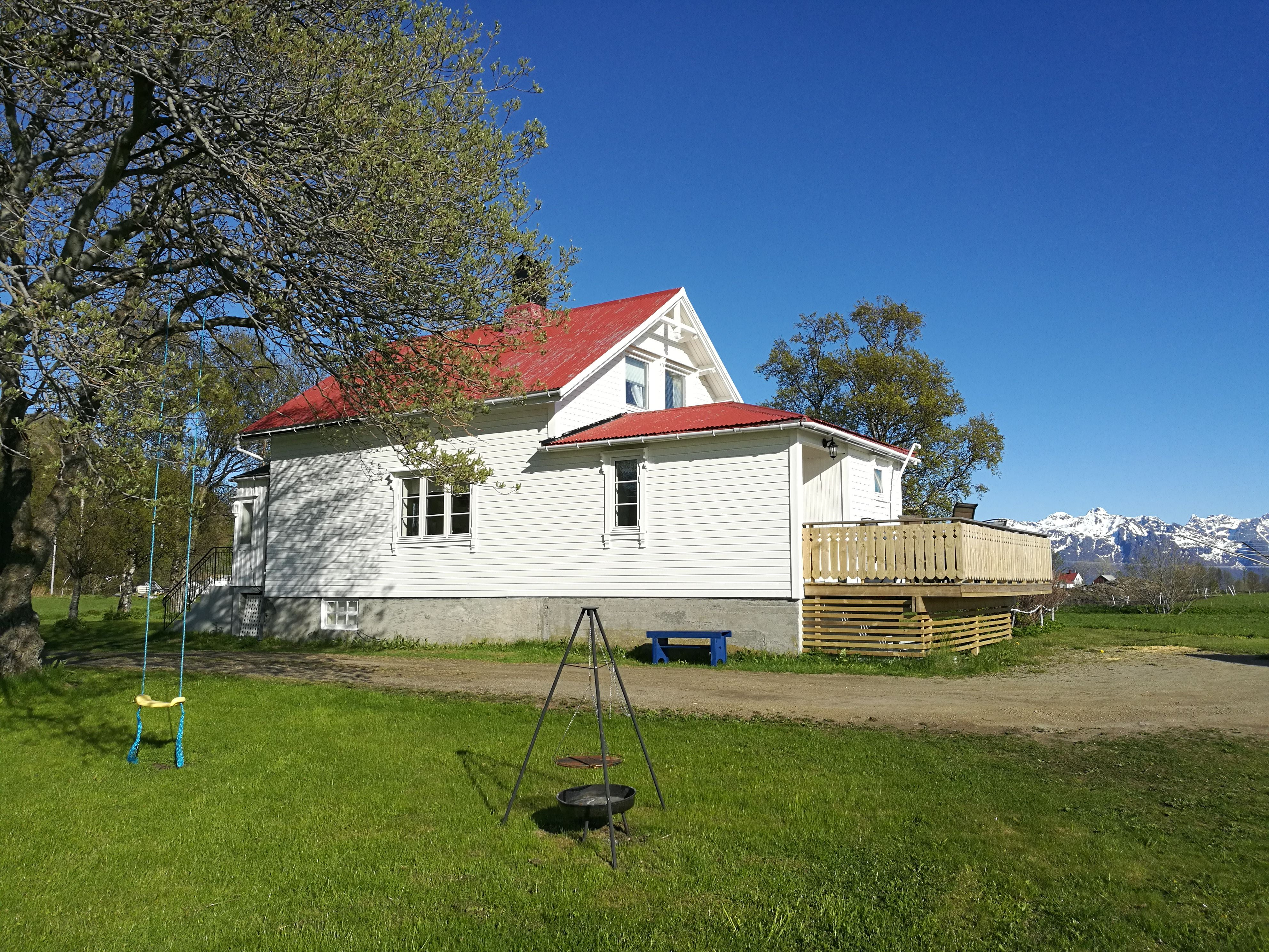 Borghildstua,  © Borghildstua, Borghildstua Vacation Home - Arctictouch