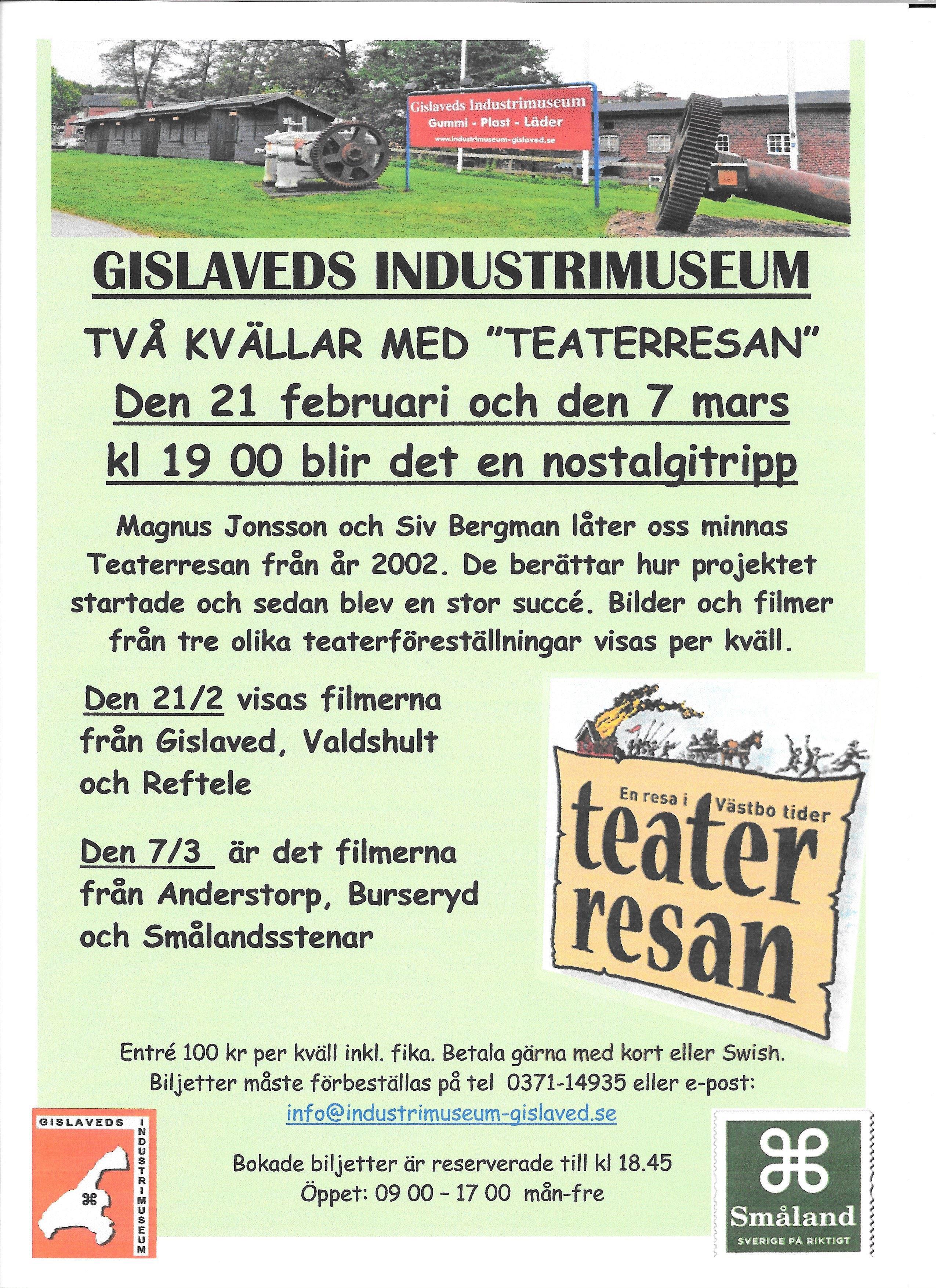 Gislaveds Industrimuseum