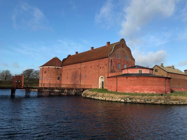 Lotta Stjerndahl, Landskrona Citadell - Slottet