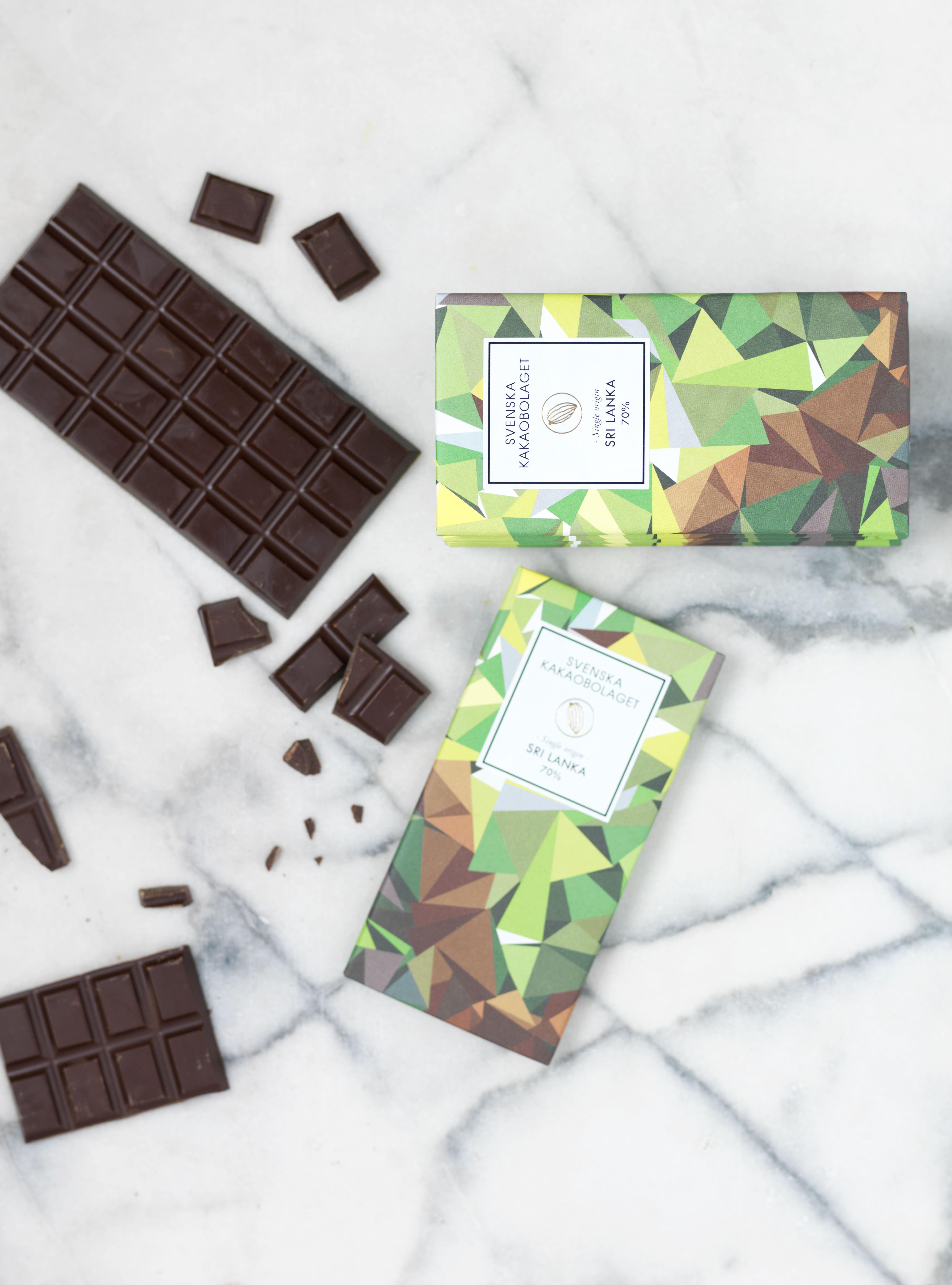 Chokladprovning - Bean to bar
