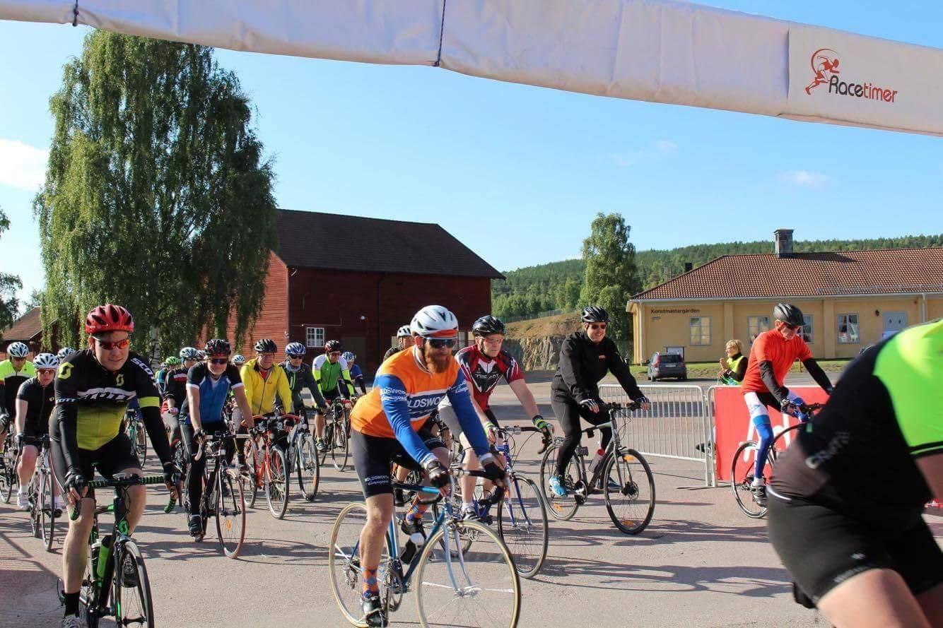 KBK Falun - Marcus Ljunqvist Invitational  - cykeltävling