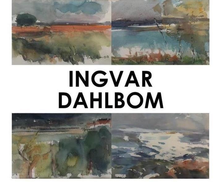 Utställning - Ingvar Dahlbom