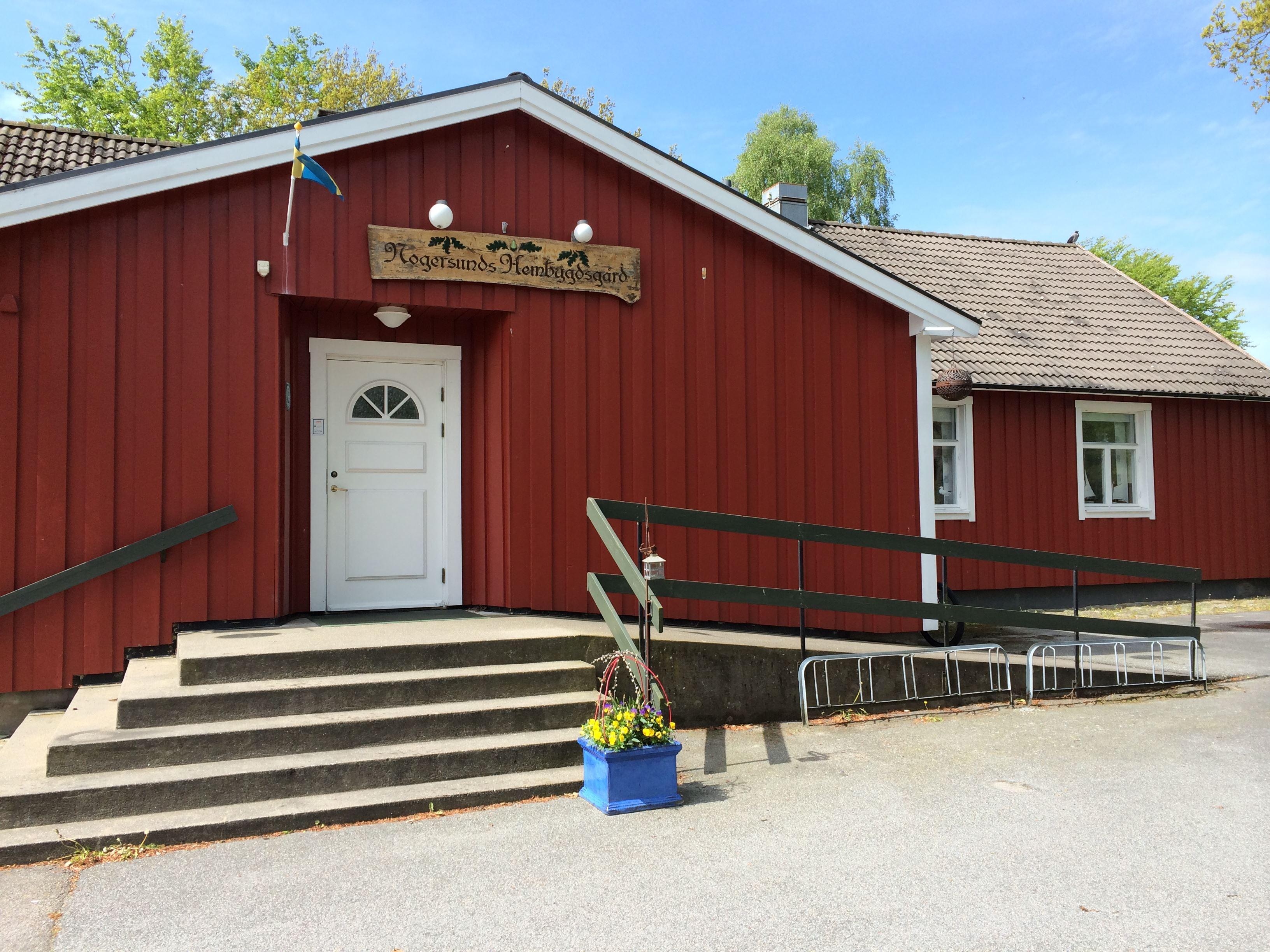 Utställning i Vita Boden, Nogersund - Kulturarvet i byrålådan