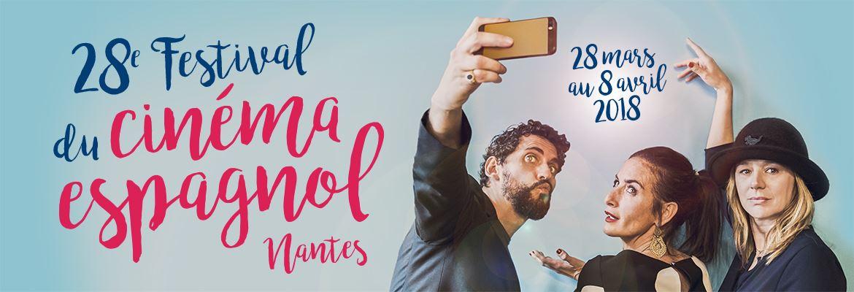 Festival du Cinéma Espagnol - Soirée de clôture le 8 avril 2018 à 18h30 à l'Opéra Graslin