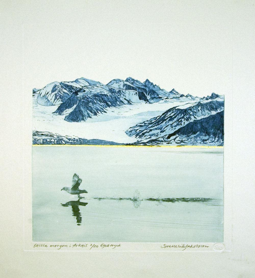 Svenerik Jakobsson berättar om sin konst
