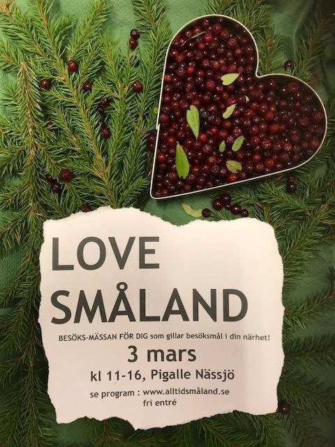 Besöksmässa Love Småland