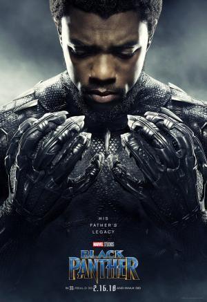 Bio Savoy: Black Panther