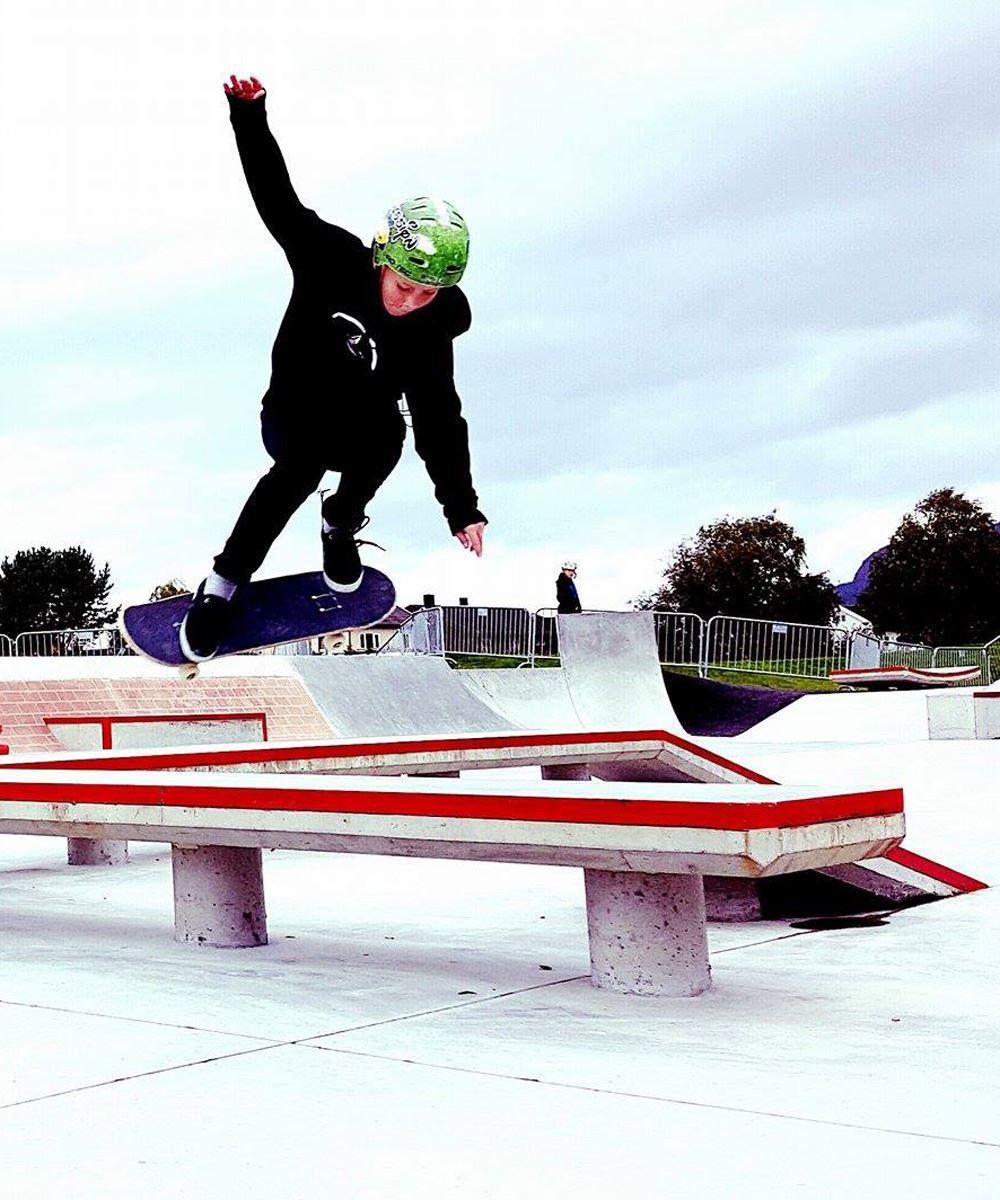 Stjørdal Skateboardforening,  © Stjørdal Skateboardforening, NM i skating