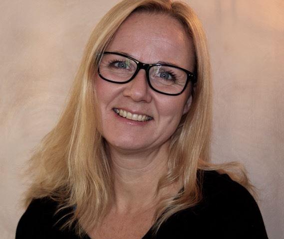 Författarbesök och releasemingel med Ingela Netz