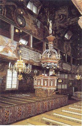 Mässa i Habo kyrka