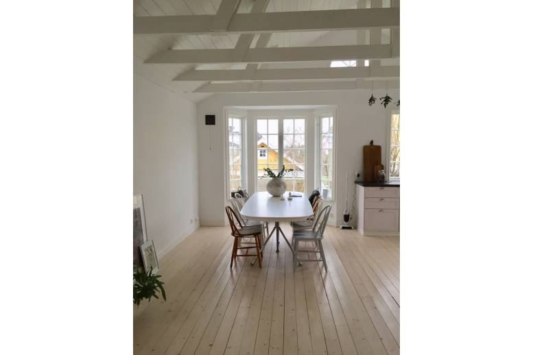 Halmstad - Central House –Peaceful area close to;  Arenahallen, Downtown, The Beach and Hiking Areas