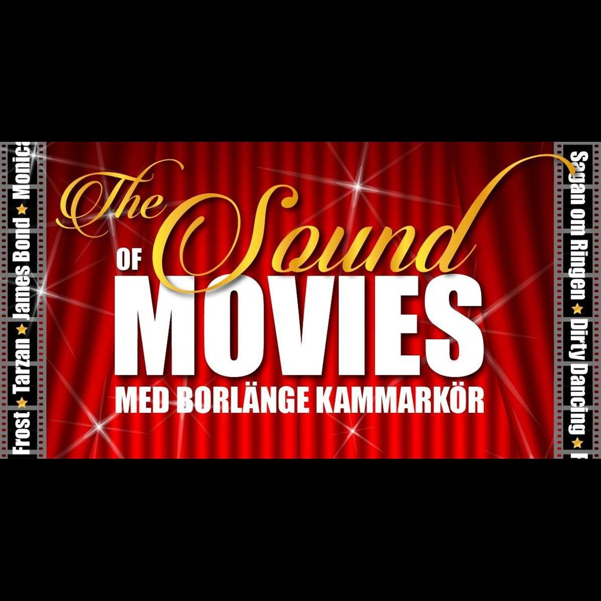 The Sound of Movies med Borlänge kammarkör