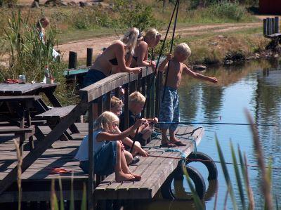 Nordic Camping Röstånga/Ferienhäuser