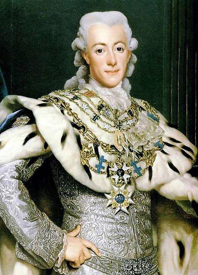 När kungen kom till Sölvesborg II
