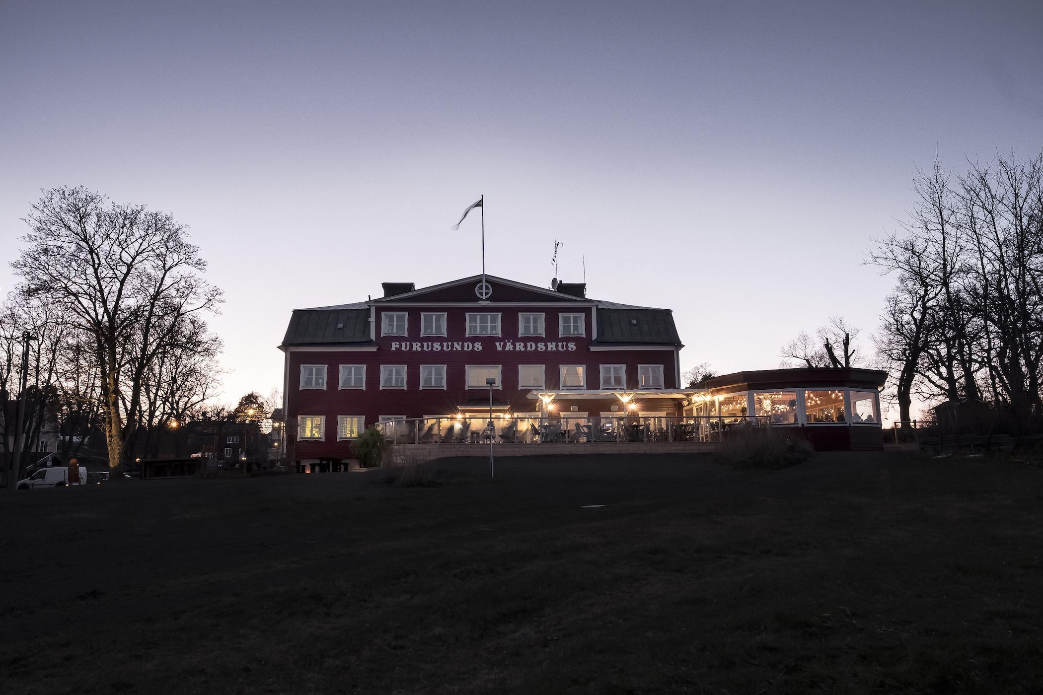 Hotell - Furusund Värdshus