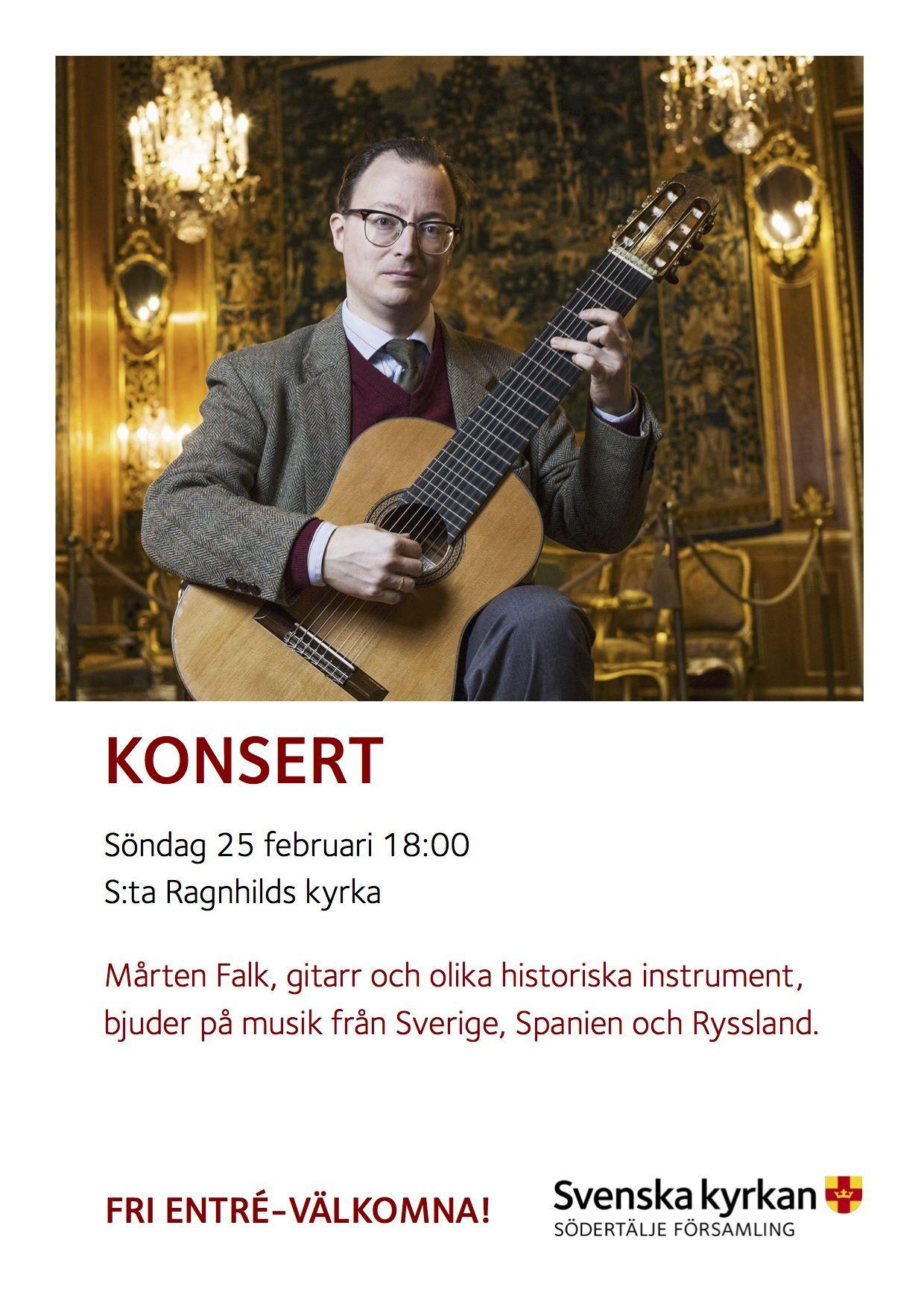 Konsert i S:ta Ragnhilds kyrka