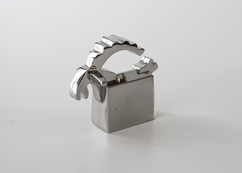 Souvenir - Silverbock