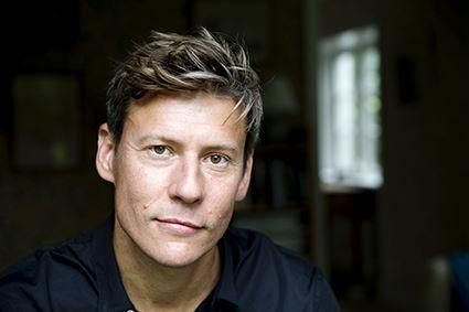 Berättarkraft: Författarafton med Andreas Norman