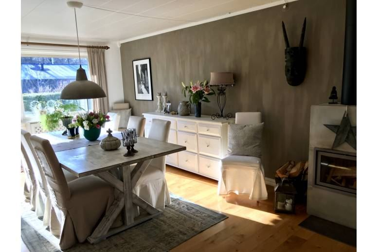 Halmstad - A lovely villa near the beach of Tylösand and 15 min from Halmstad Arena